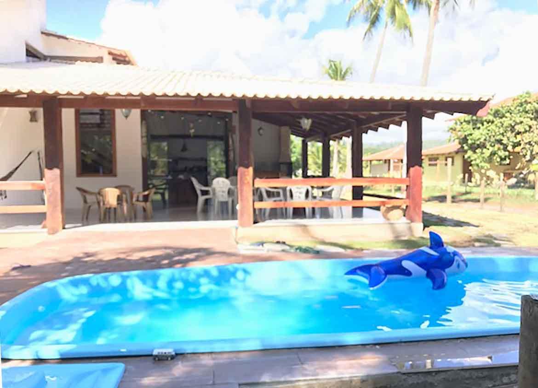 Itacare Com Casa Jasmim Serra Grande Bahia Brazil